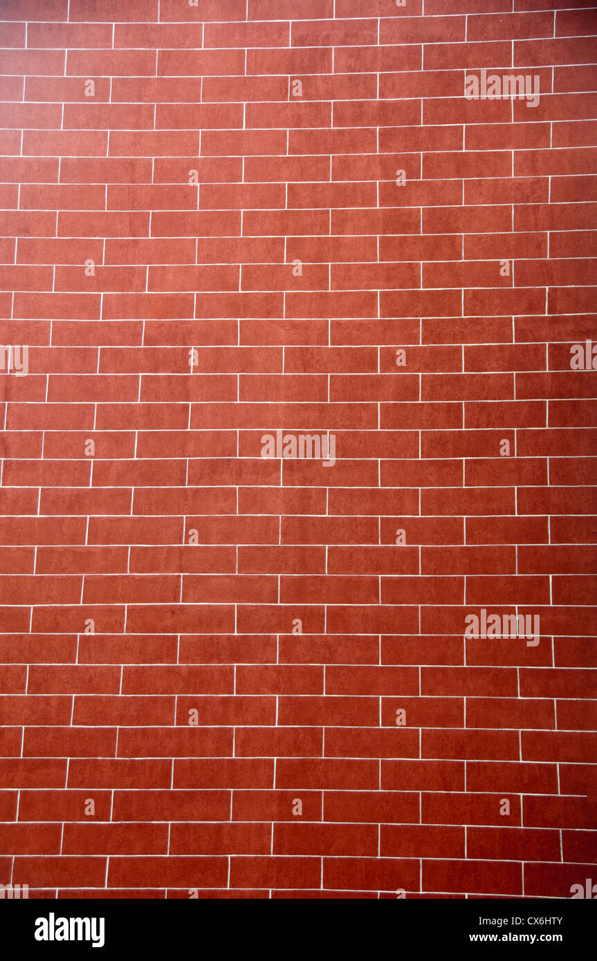 Brick wall pattern background Stock Photo