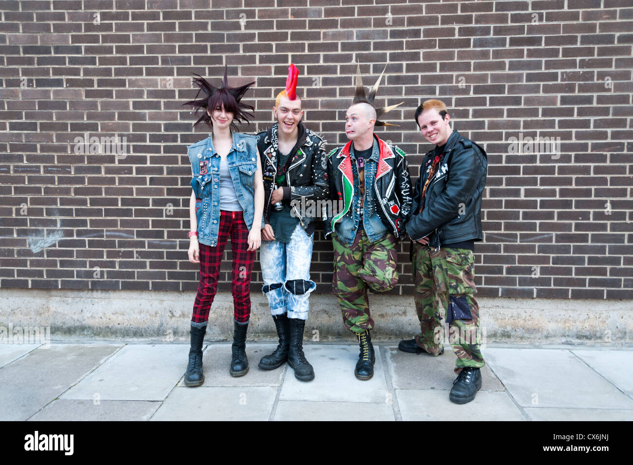 70 S Punk Rock Stock Photos 70 S Punk Rock Stock Images Alamy