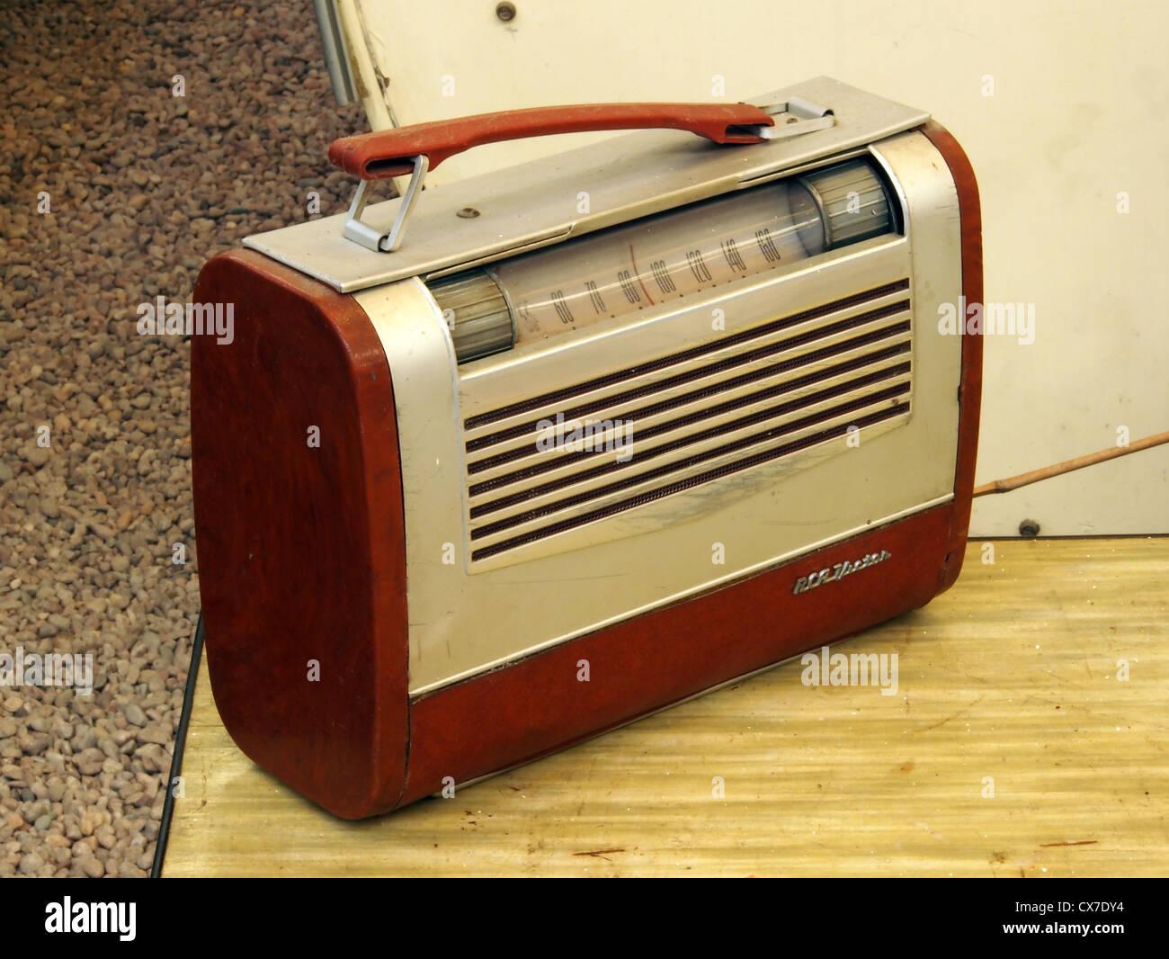 Rca Radio Stock Photos & Rca Radio Stock Images - Alamy