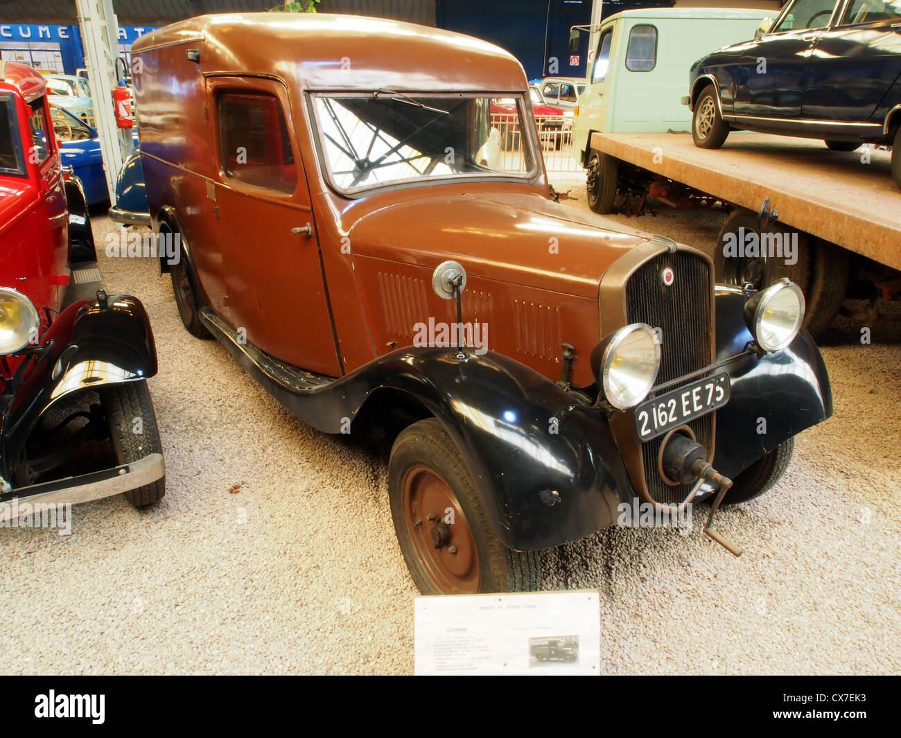 1938 Lcorne 415 - Stock Image