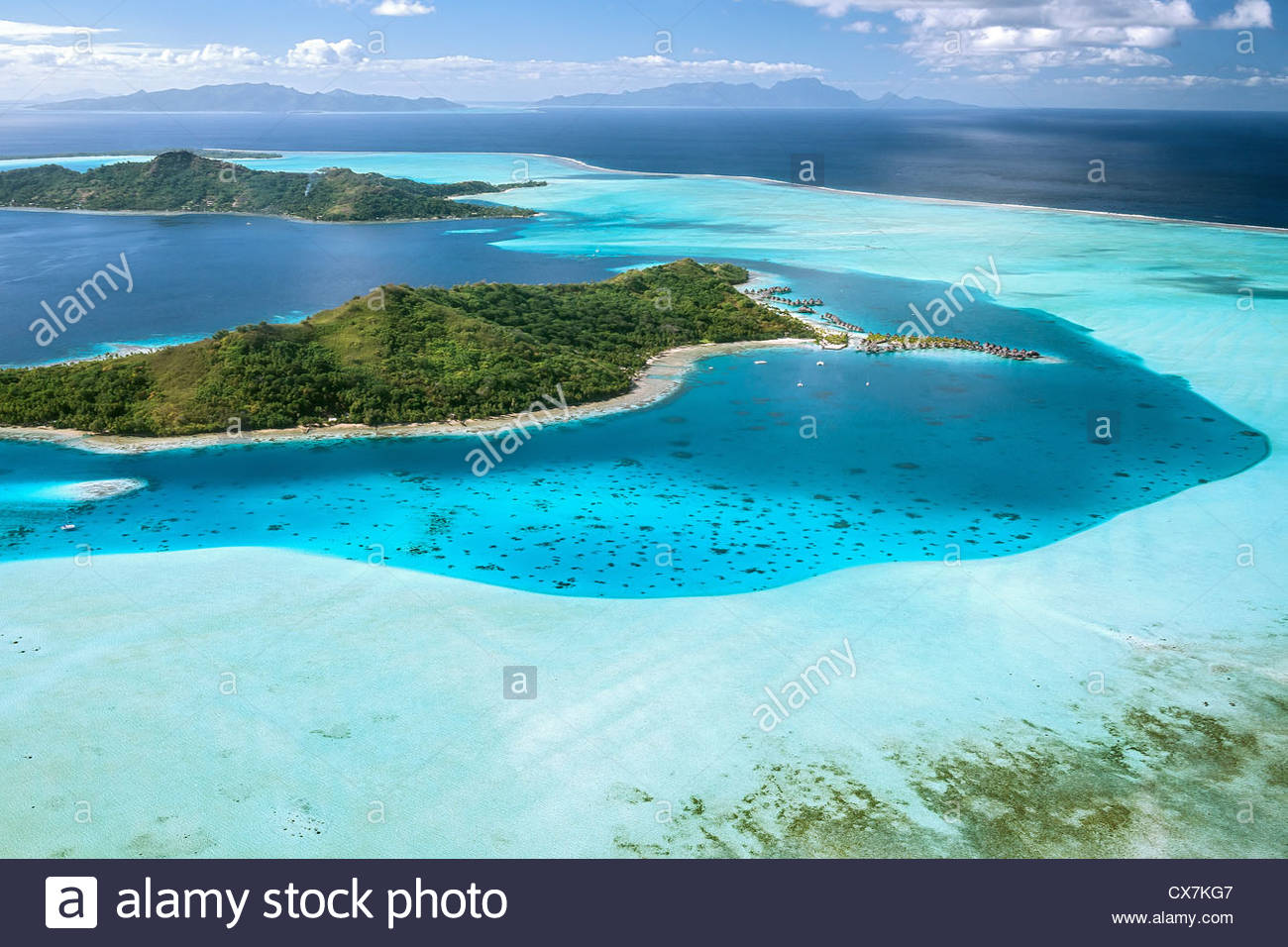 Bora Bora Stock Photo