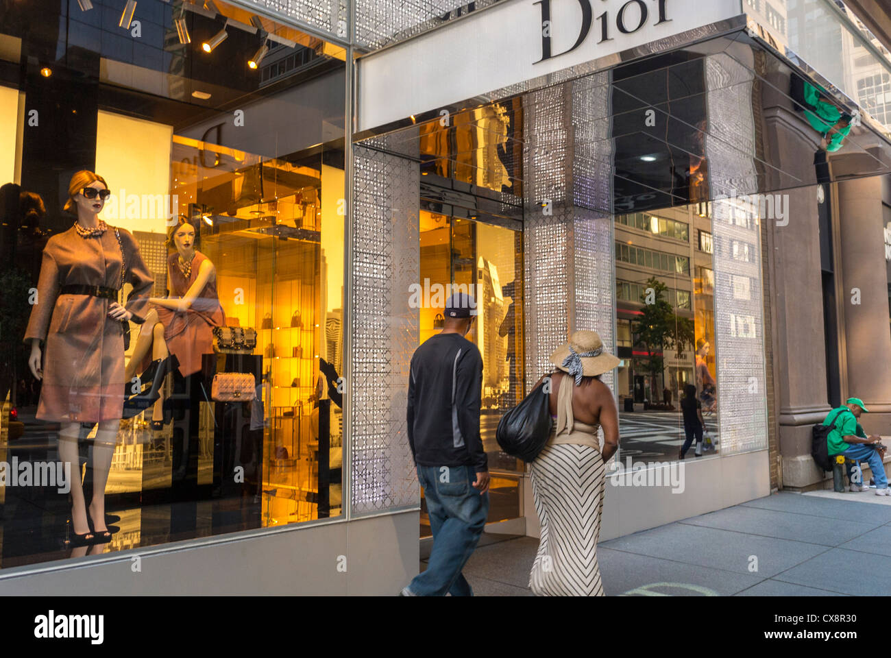 Luxury Shopping in New York