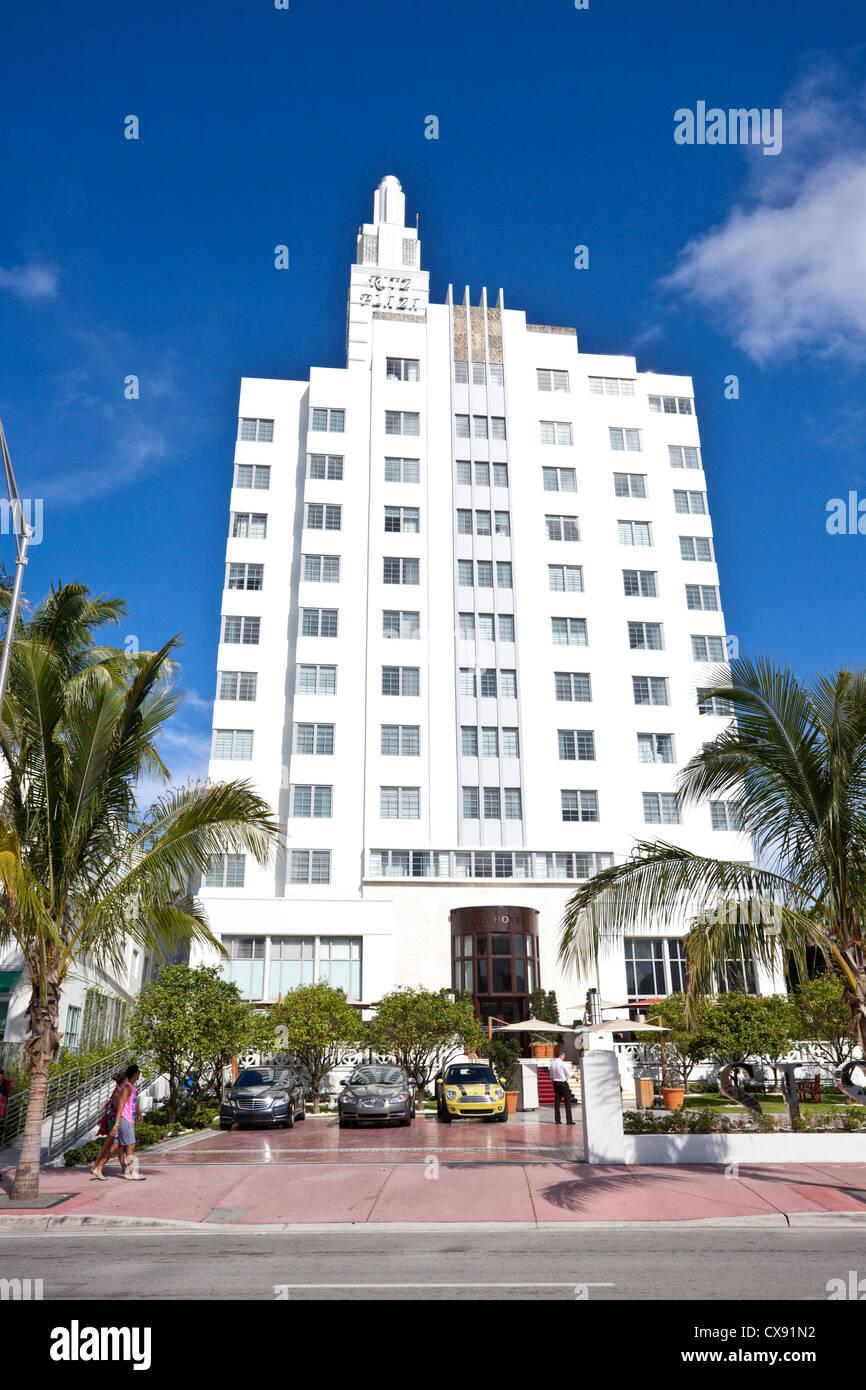 The Delano Hotel, Collins Avenue, South Beach, Miami Beach