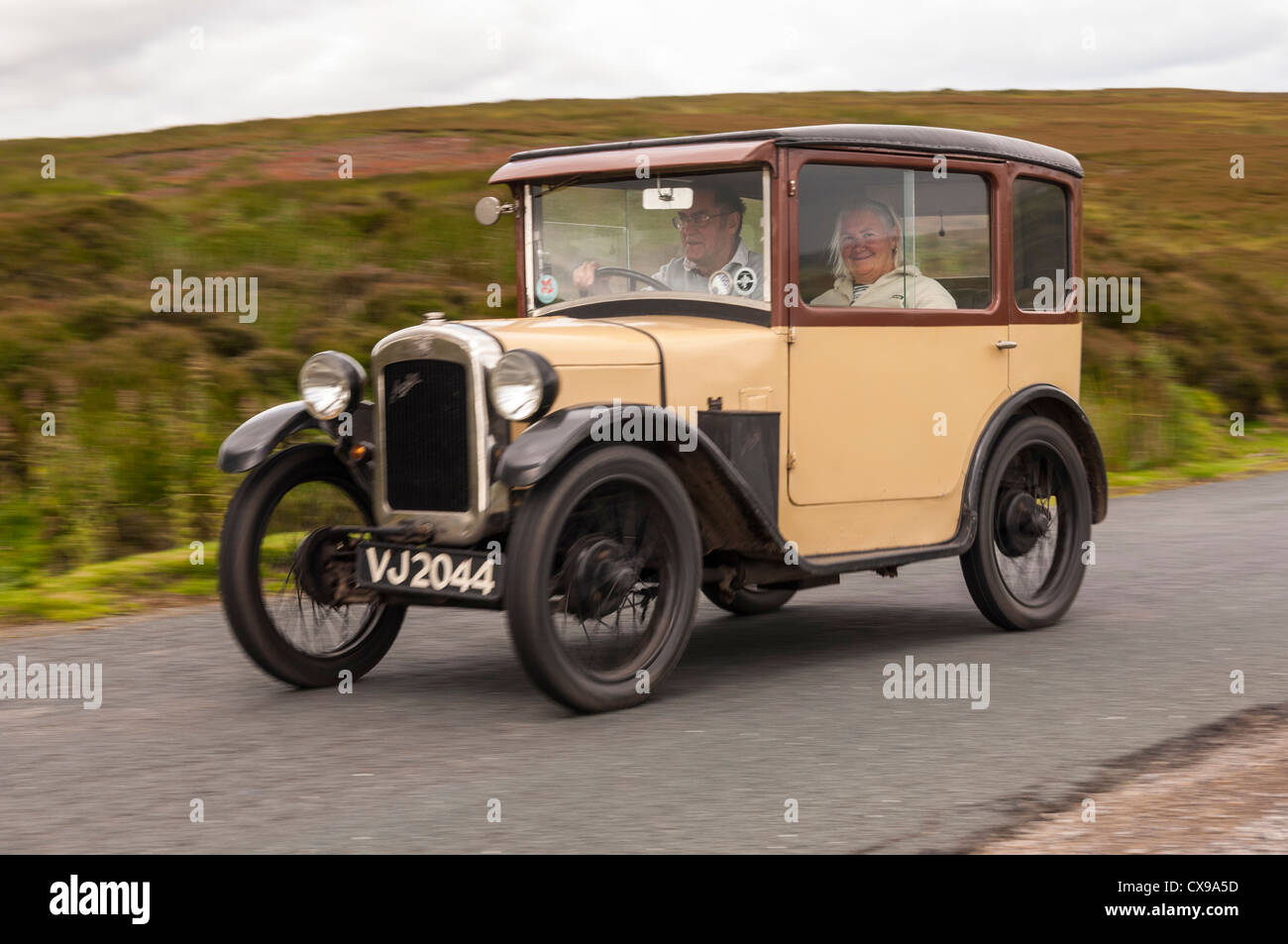 Baby Austin Vintage Car High Resolution Stock Photography And Images Alamy