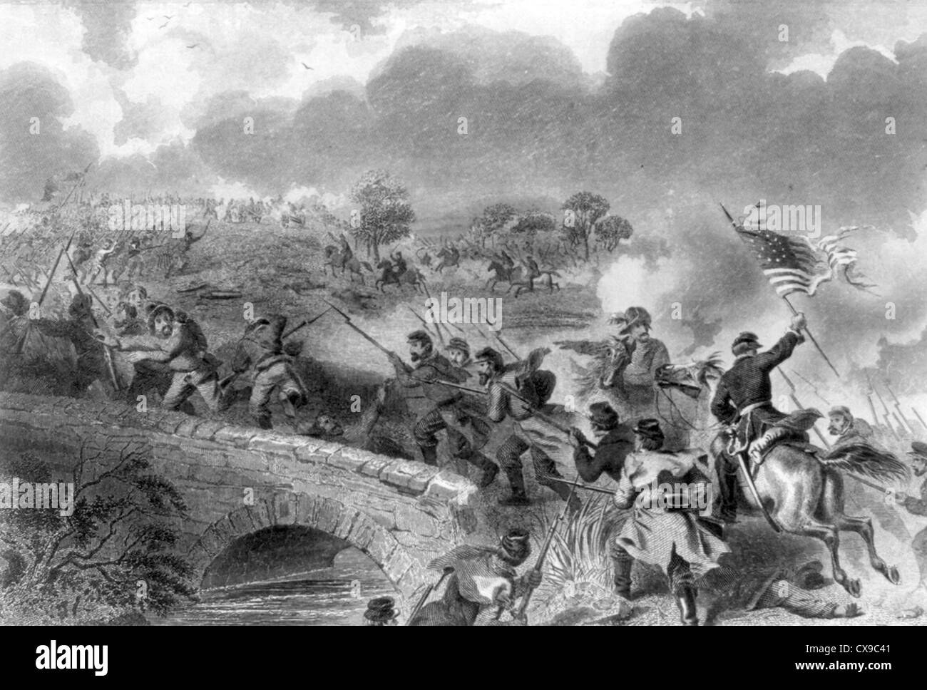 Battle of antietam date in Brisbane