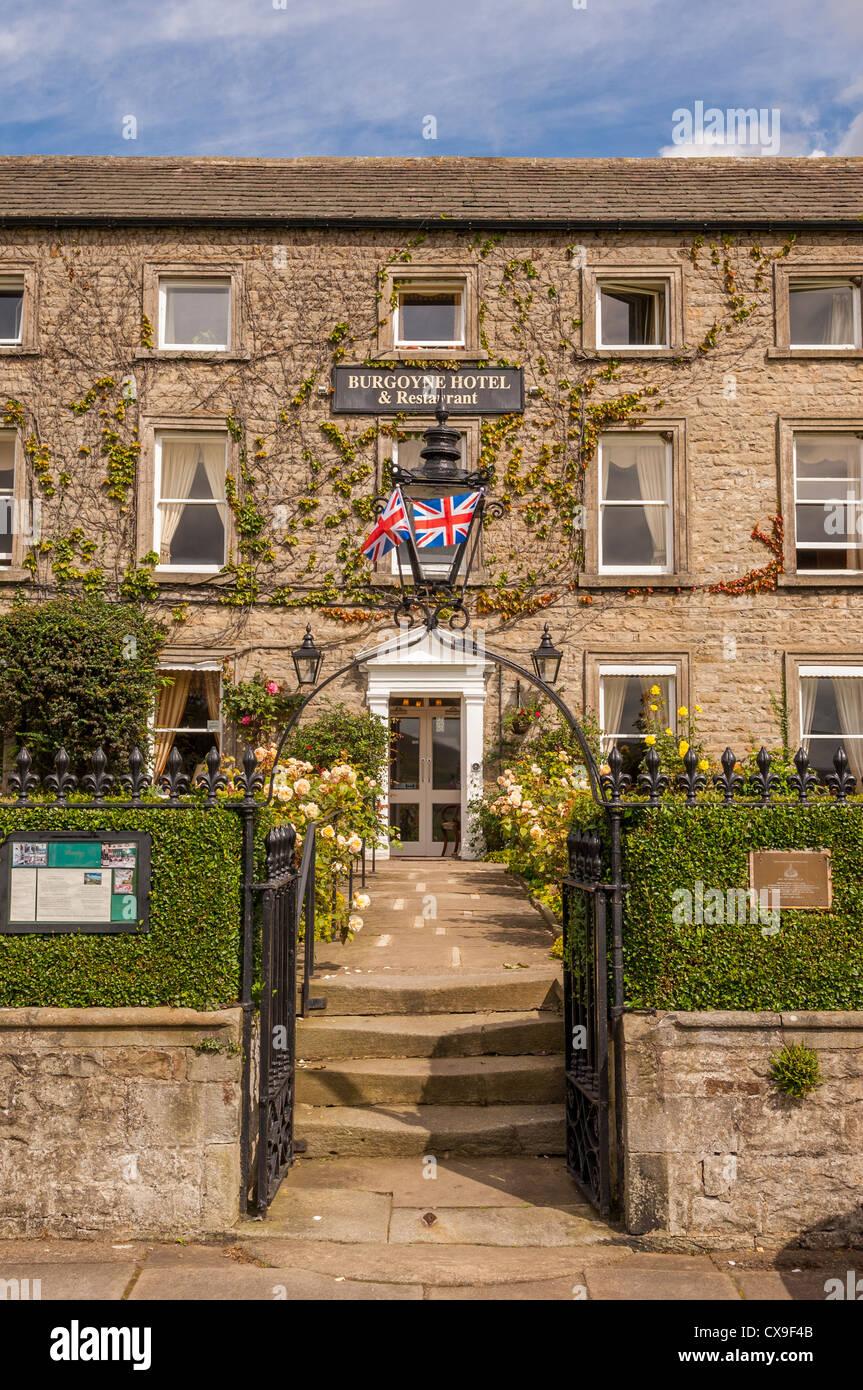 Burgoyne Hotel Restaurant