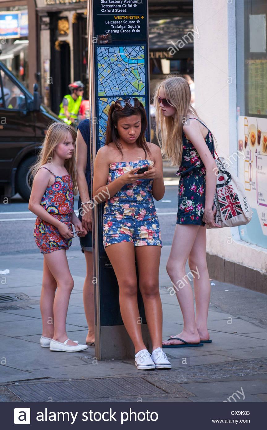 Asian teens mini skirts — 7