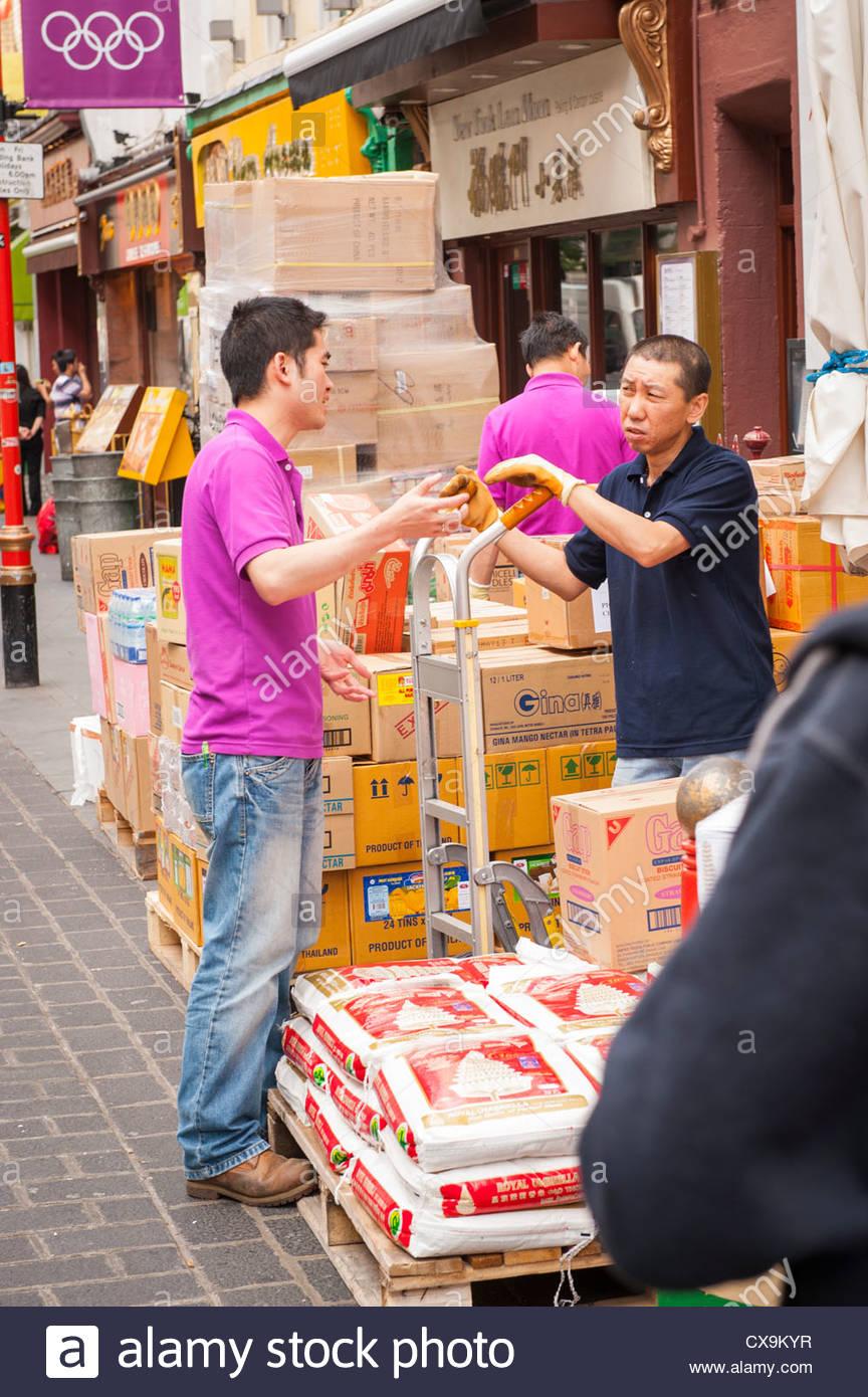 Chinese Food Supplies Wolverhampton