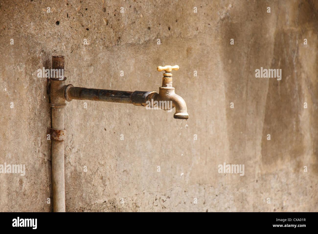 Water Spigot Stock Photos & Water Spigot Stock Images - Alamy
