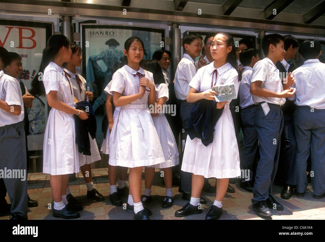 Hongkong teenage girls pics