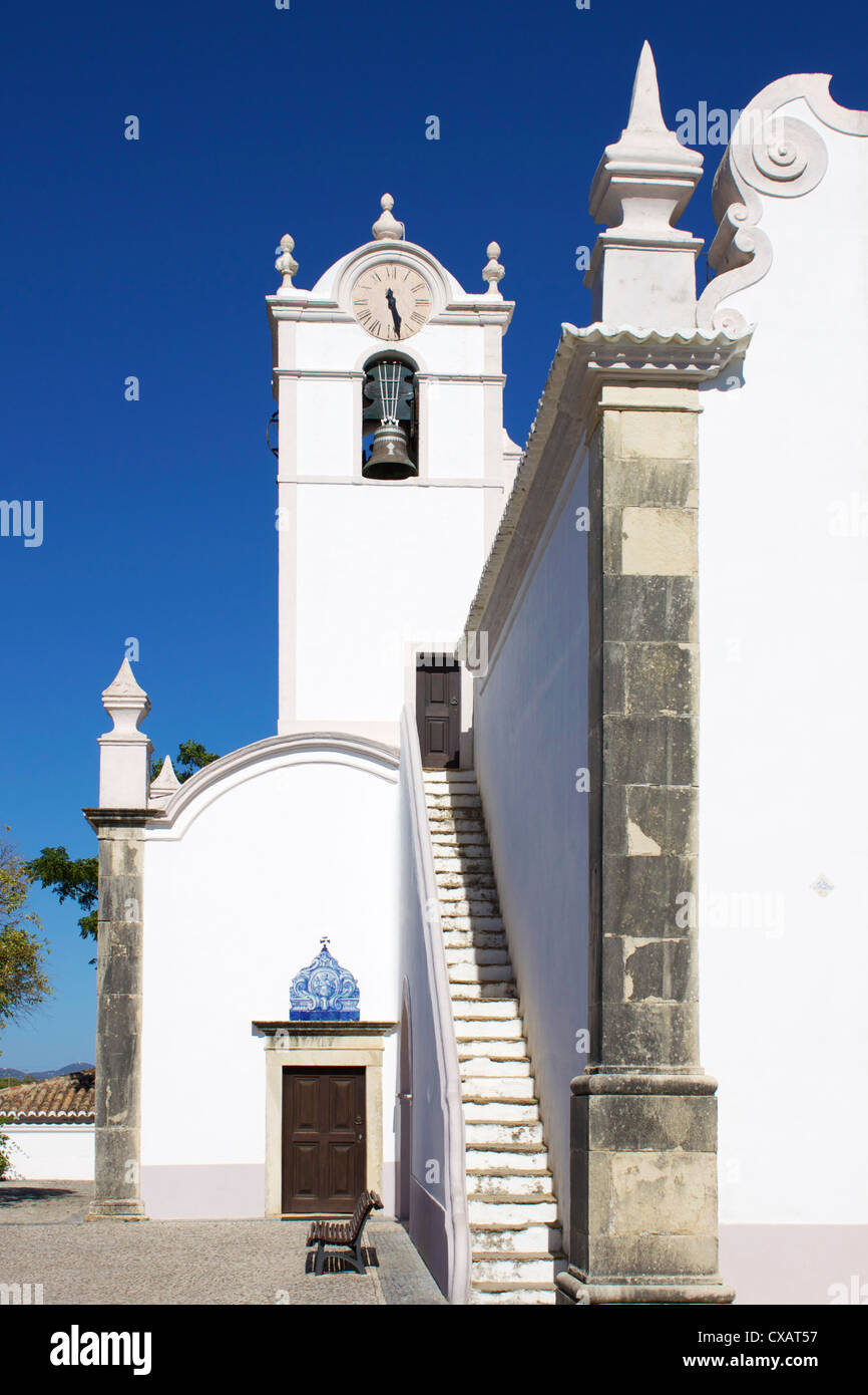 Sao Lourenco Church, Almancil, Algarve, Portugal, Europe - Stock Image