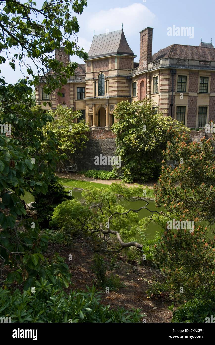 Grounds of Eltham Palace, Eltham, London, England, United Kingdom, Europe - Stock Image