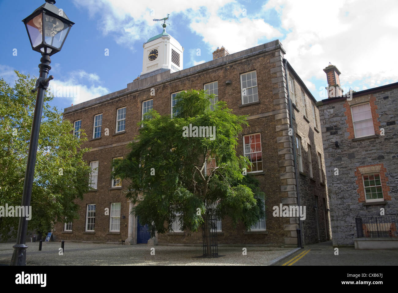 Dublin City Chester Beatty Library displays priceless collection Oriental and Middle Eastern art collected by New - Stock Image