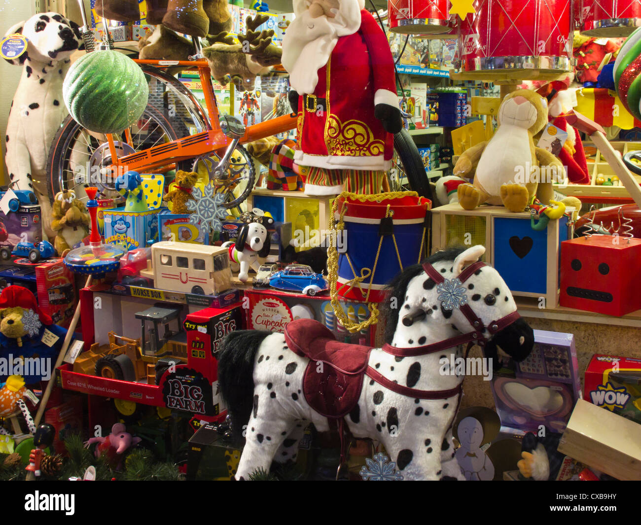 Toys Shop Stock Photos & Toys Shop Stock Images - Alamy