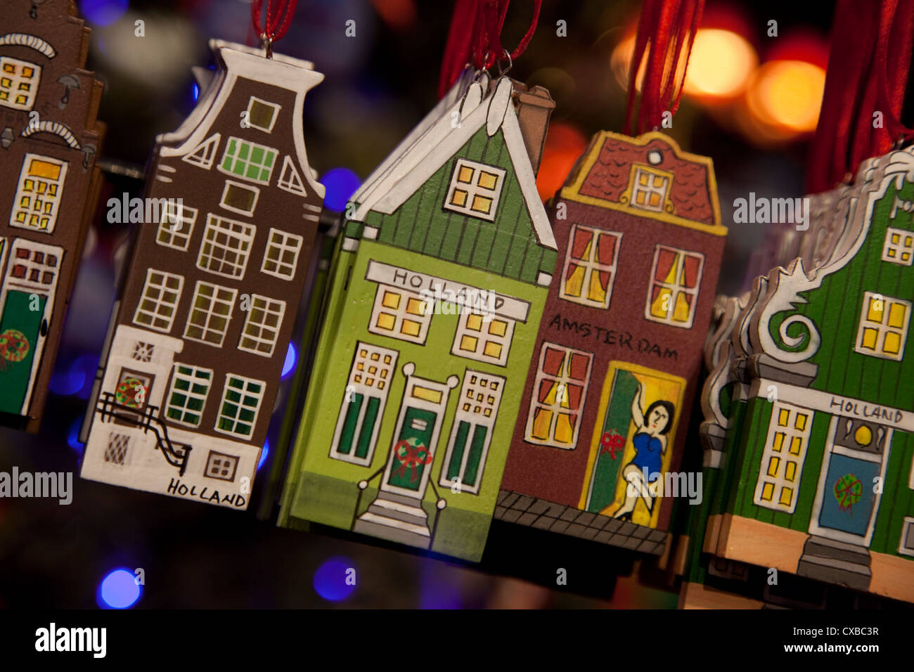 Souvenirs, Amsterdam, Holland, Europe - Stock Image