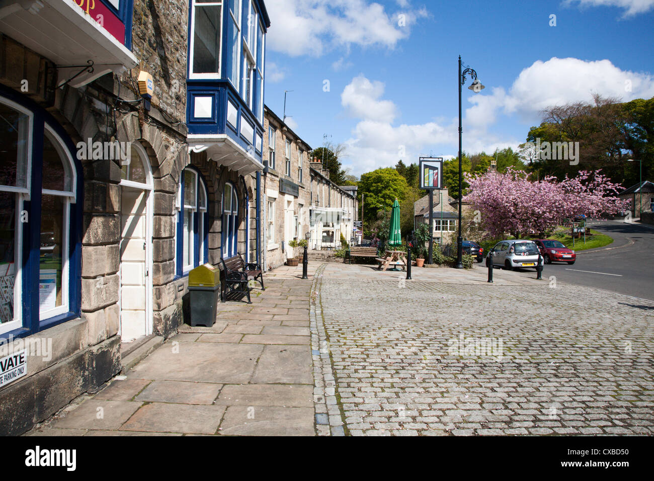 Middleton in Teesdale, County Durham, England, United Kingdom, Europe - Stock Image