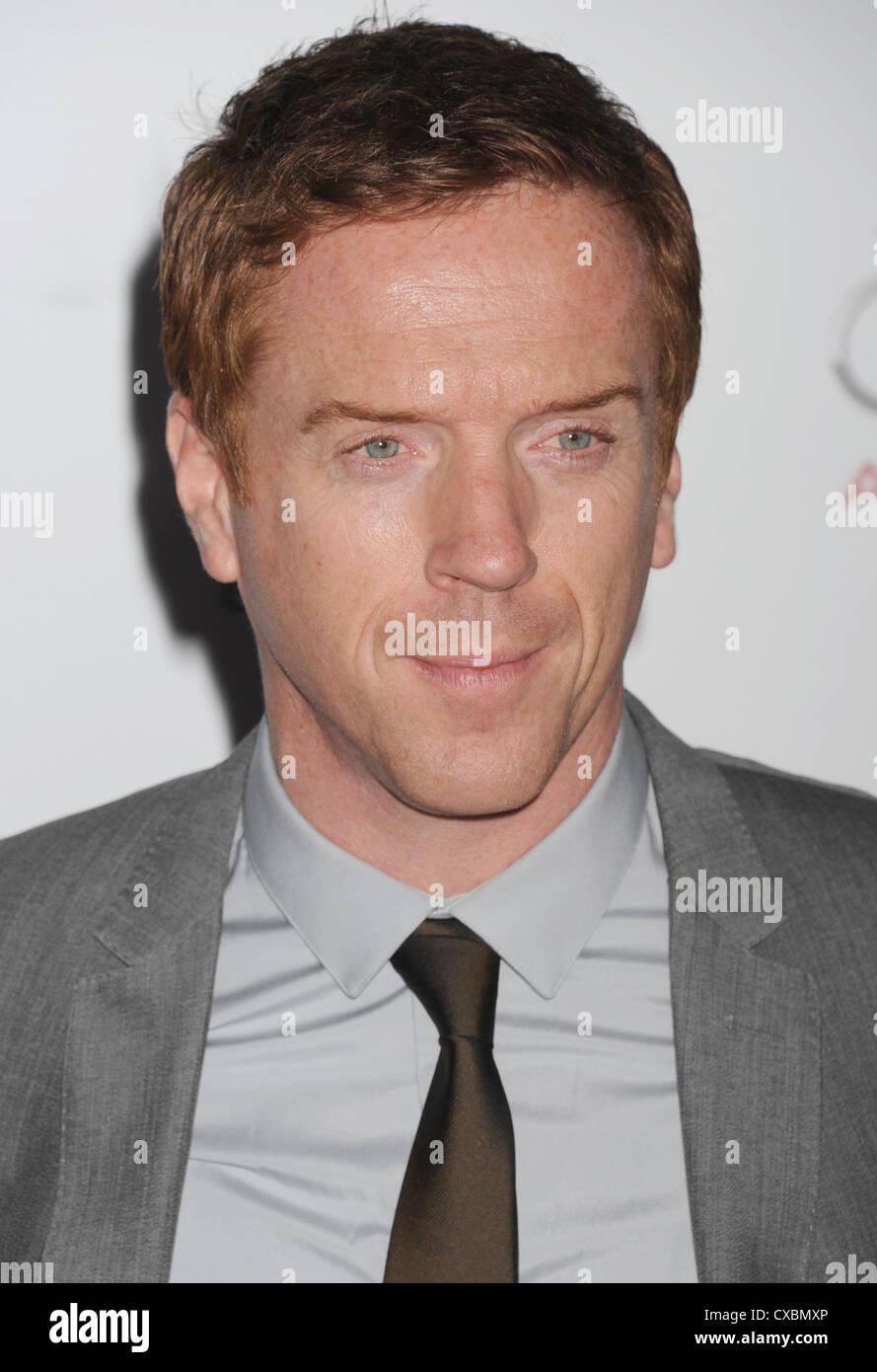 DAMIAN LEWIS  UK actor in September 2012. Photo Jeffrey Mayer - Stock Image