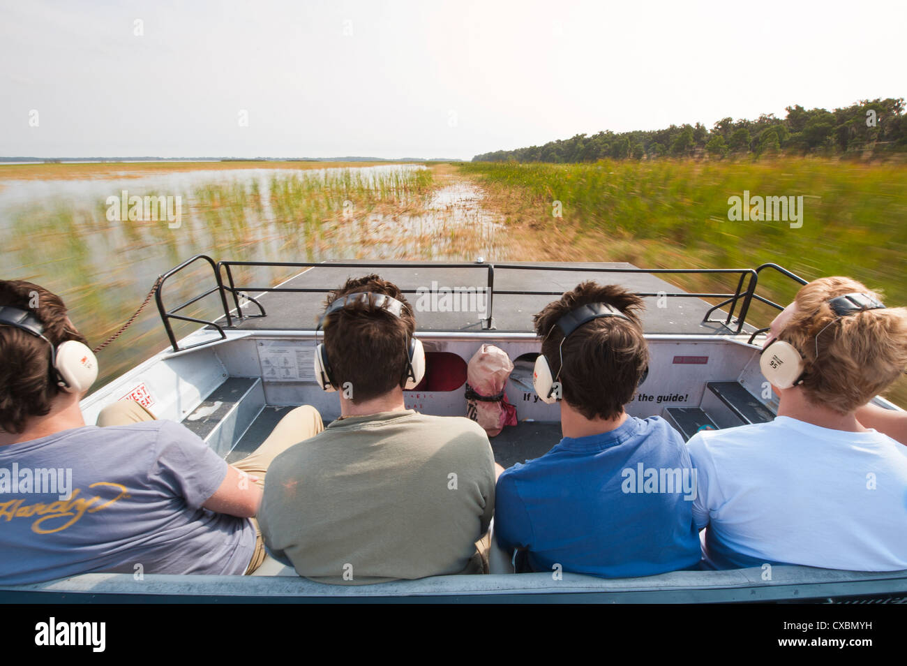Air Boats Stock Photos Amp Air Boats Stock Images Alamy