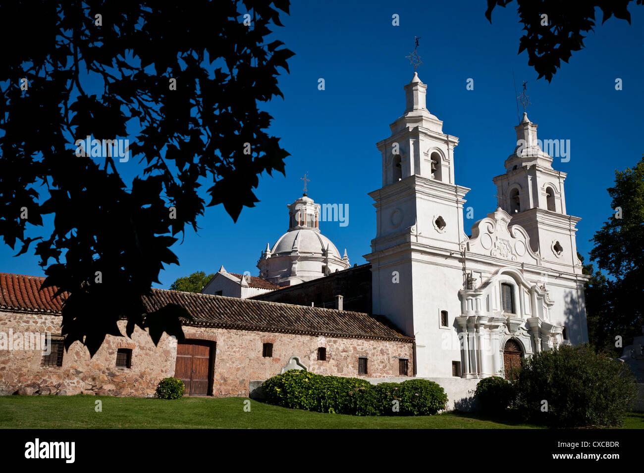 Santa Catalina Jesuit estancia, Cordoba Province, Argentina. - Stock Image