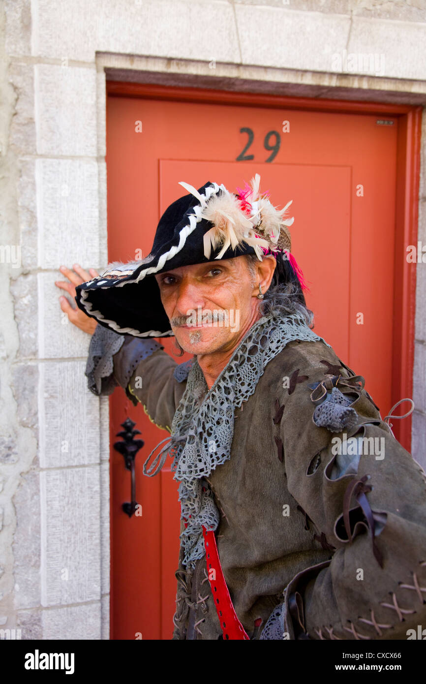 17th century french canadian costume new france festival quebec stock photo 50685774 alamy - 17th century french cuisine ...