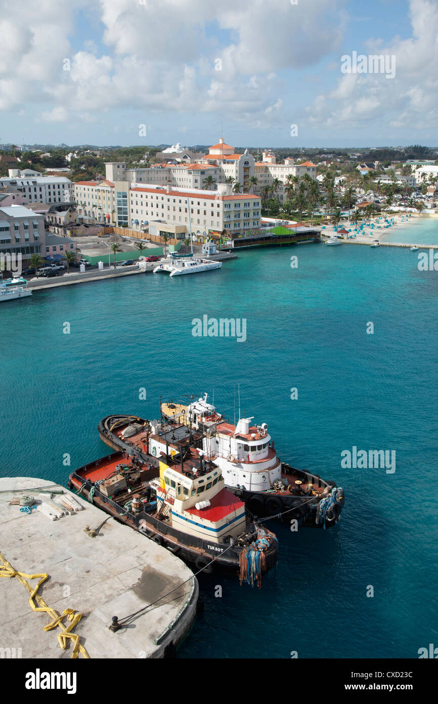 Nassau, Bahamas, West Indies, Caribbean, Central America - Stock Image