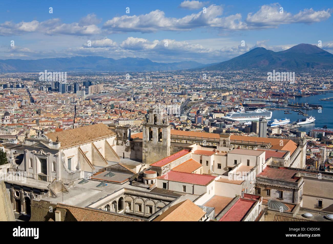 Cerosa di San Martino, Naples, Campania, Italy, Europe - Stock Image