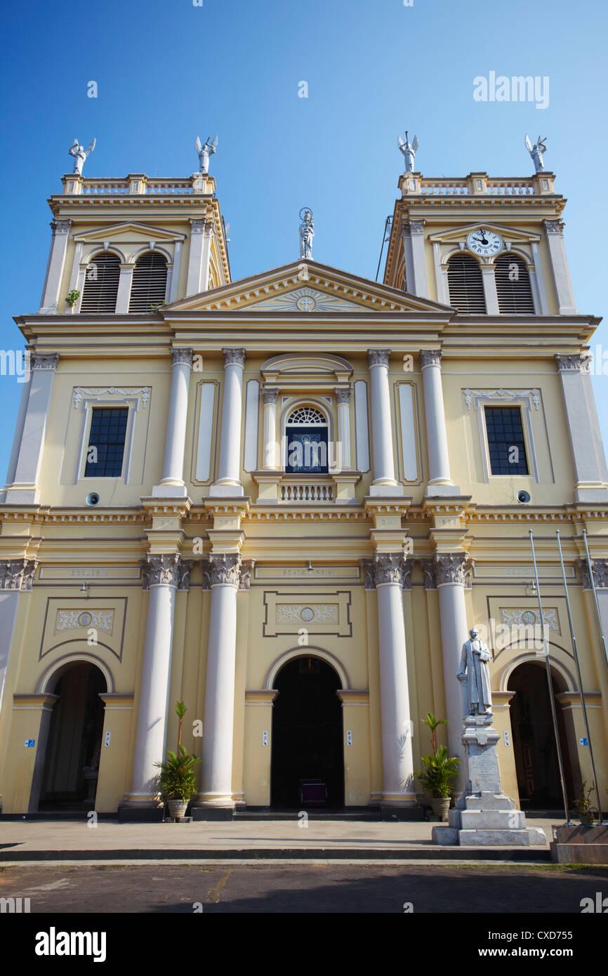 St. Mary's Church, Negombo, Western Province, Sri Lanka, Asia Stock Photo