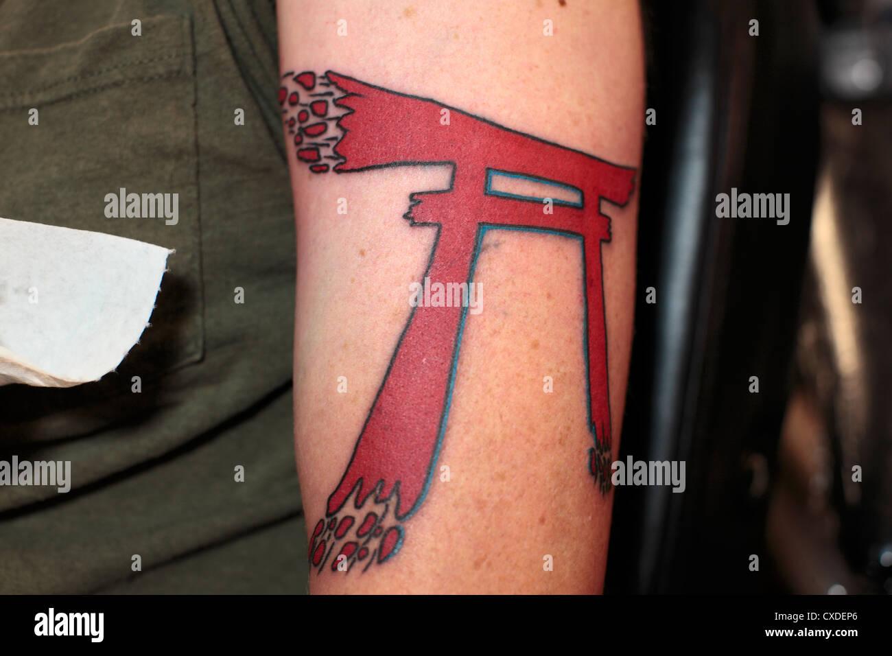 torii gate tattoo - HD1300×956