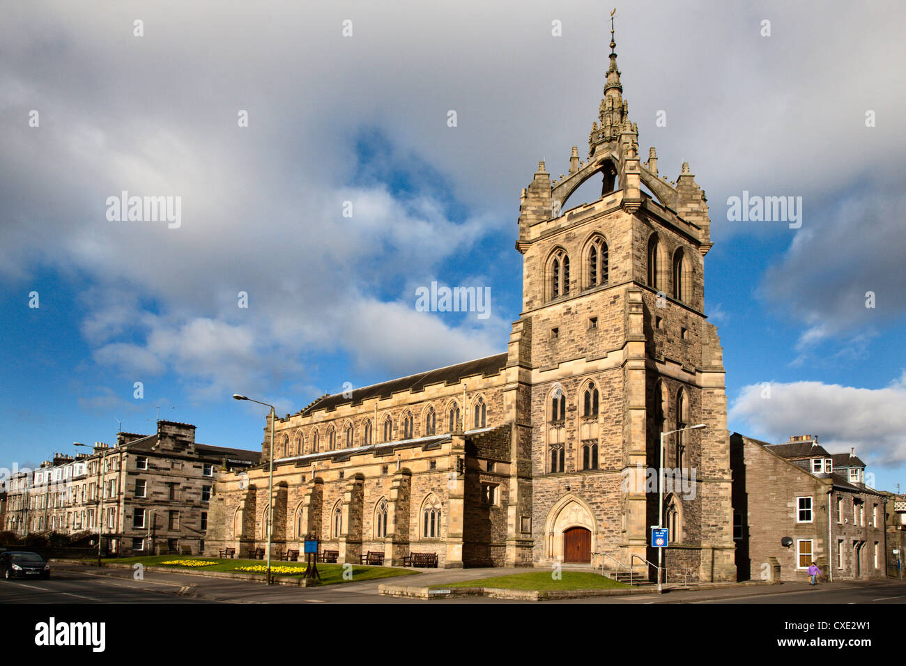 St Leonards In The Fields Church, Perth, Perth and Kinross, Scotland - Stock Image