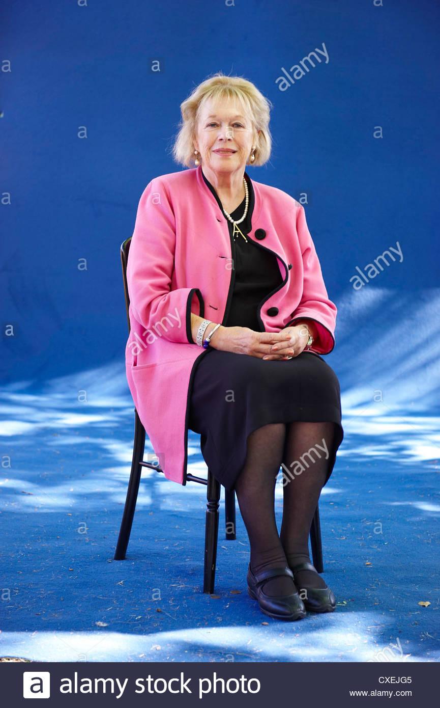 5f7f2c268 Antonia Fraser,wife of playwriter Harold Pinter and writer at The Edinburgh  International Festival 2010
