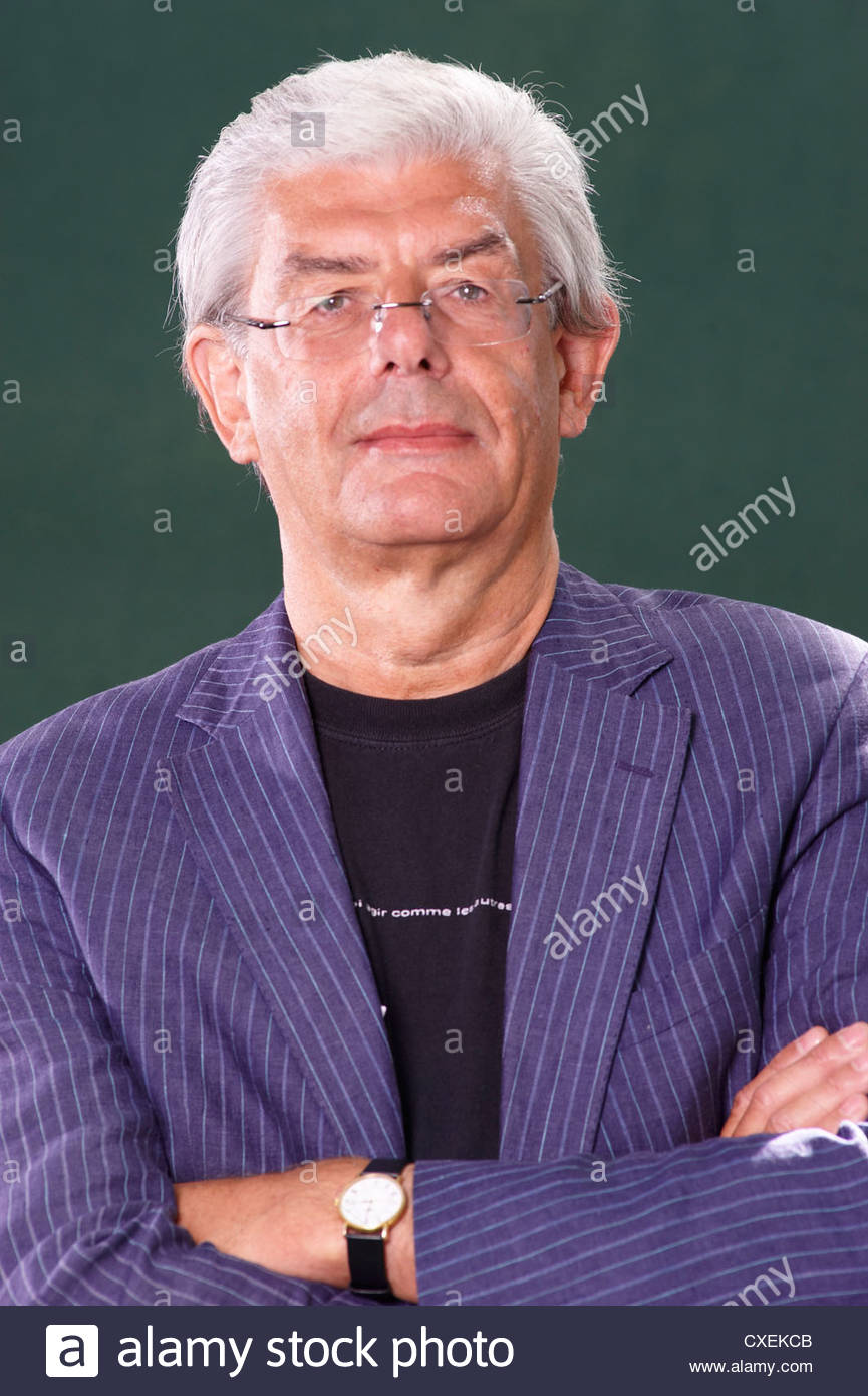 Christopher Whatley,Professor of Scottish History at The University of Dundee and writer at The Edinburgh International Stock Photo