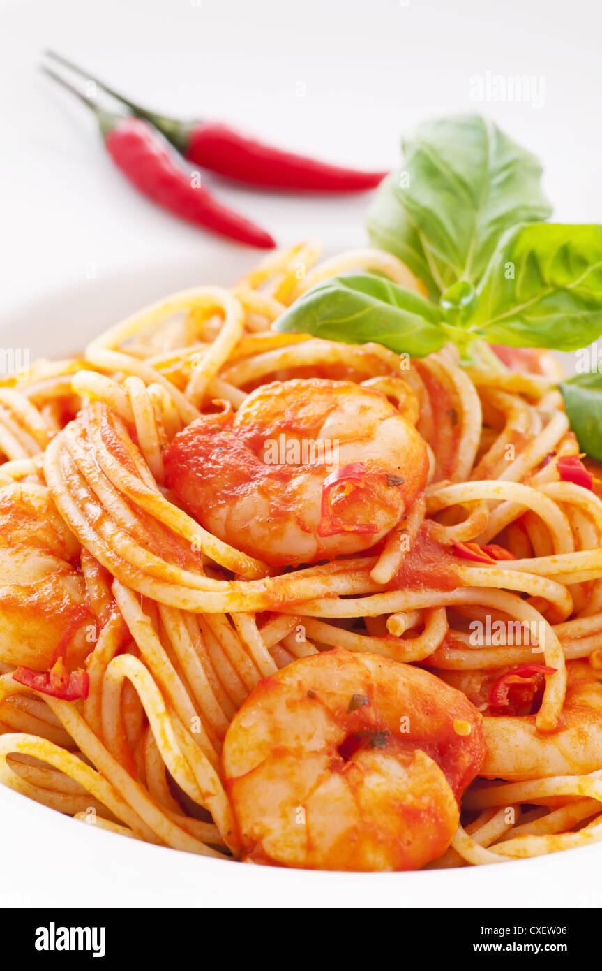 how to cook tomato sauce prawn