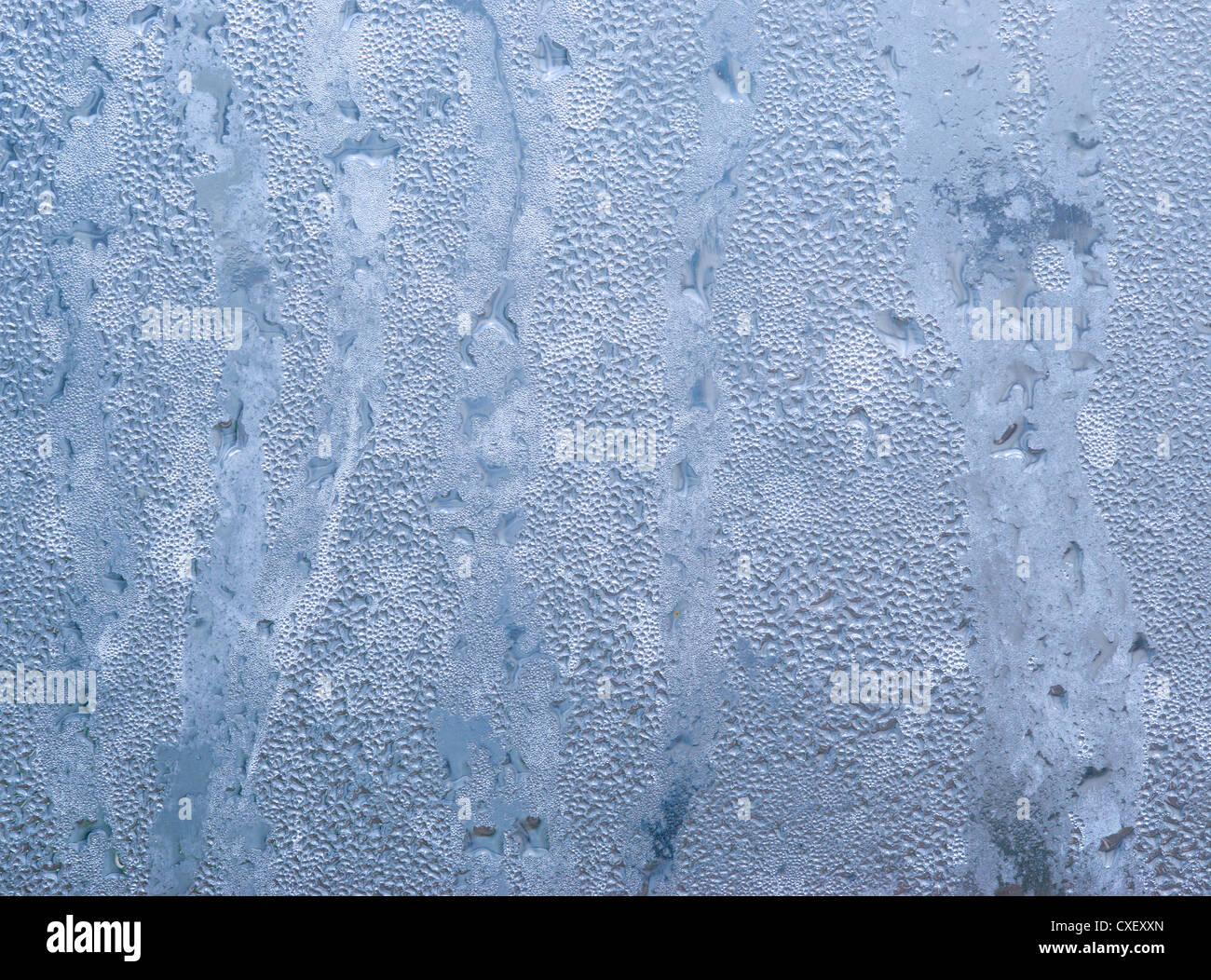 Waterdrop  Close-up - Stock Image