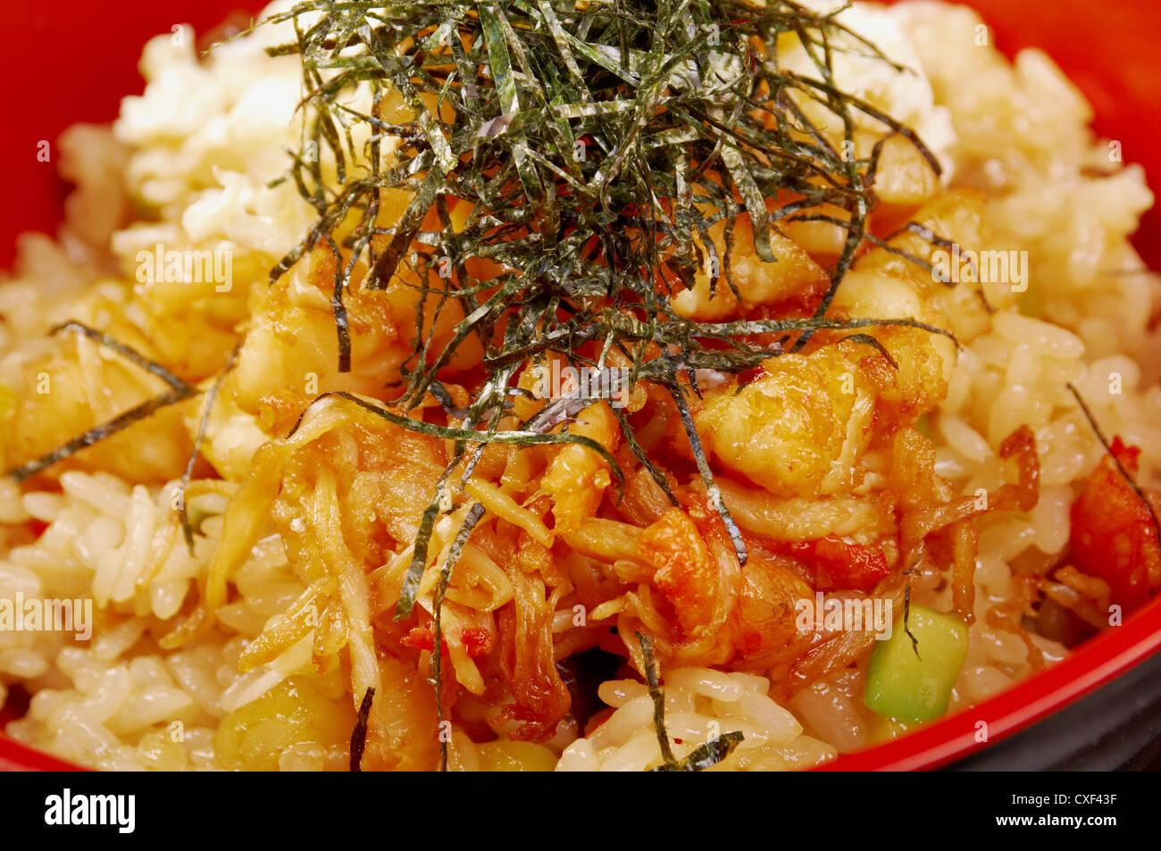 Seafood tyahan or rice with seafood 44