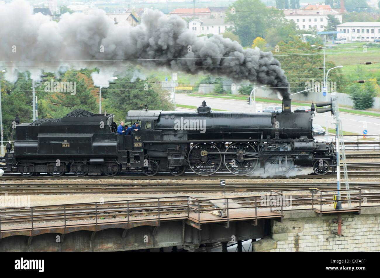 1911 Steam Engine 310.23 - Stock Image