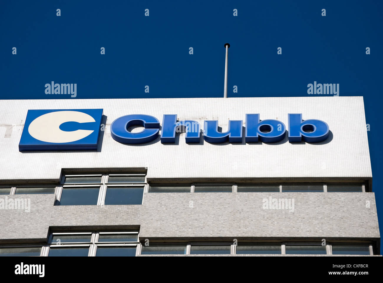 House Color Combination Chubb Stock Photos Amp Chubb Stock Images Alamy