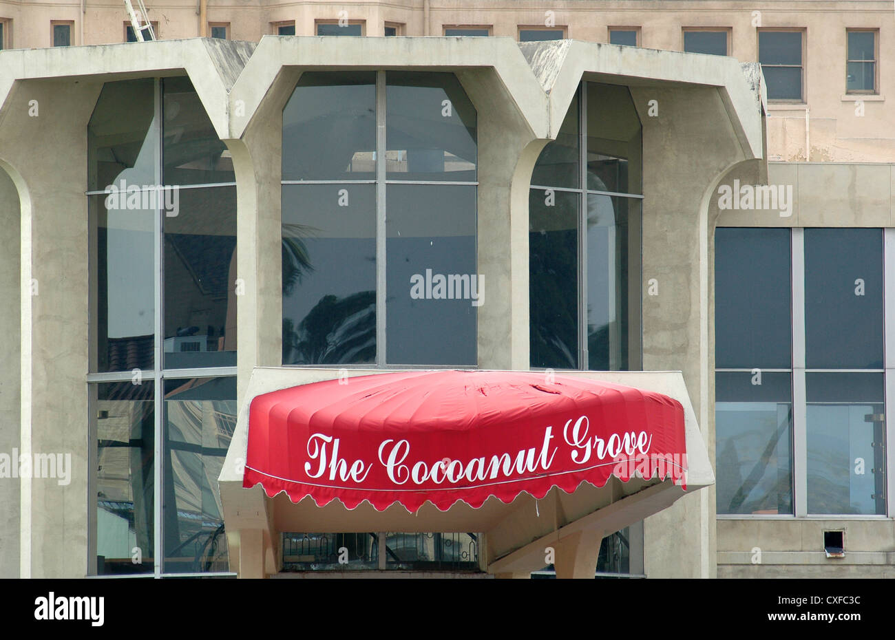 Coconut Grove, Ambassador Hotel Los AngelesStock Photo