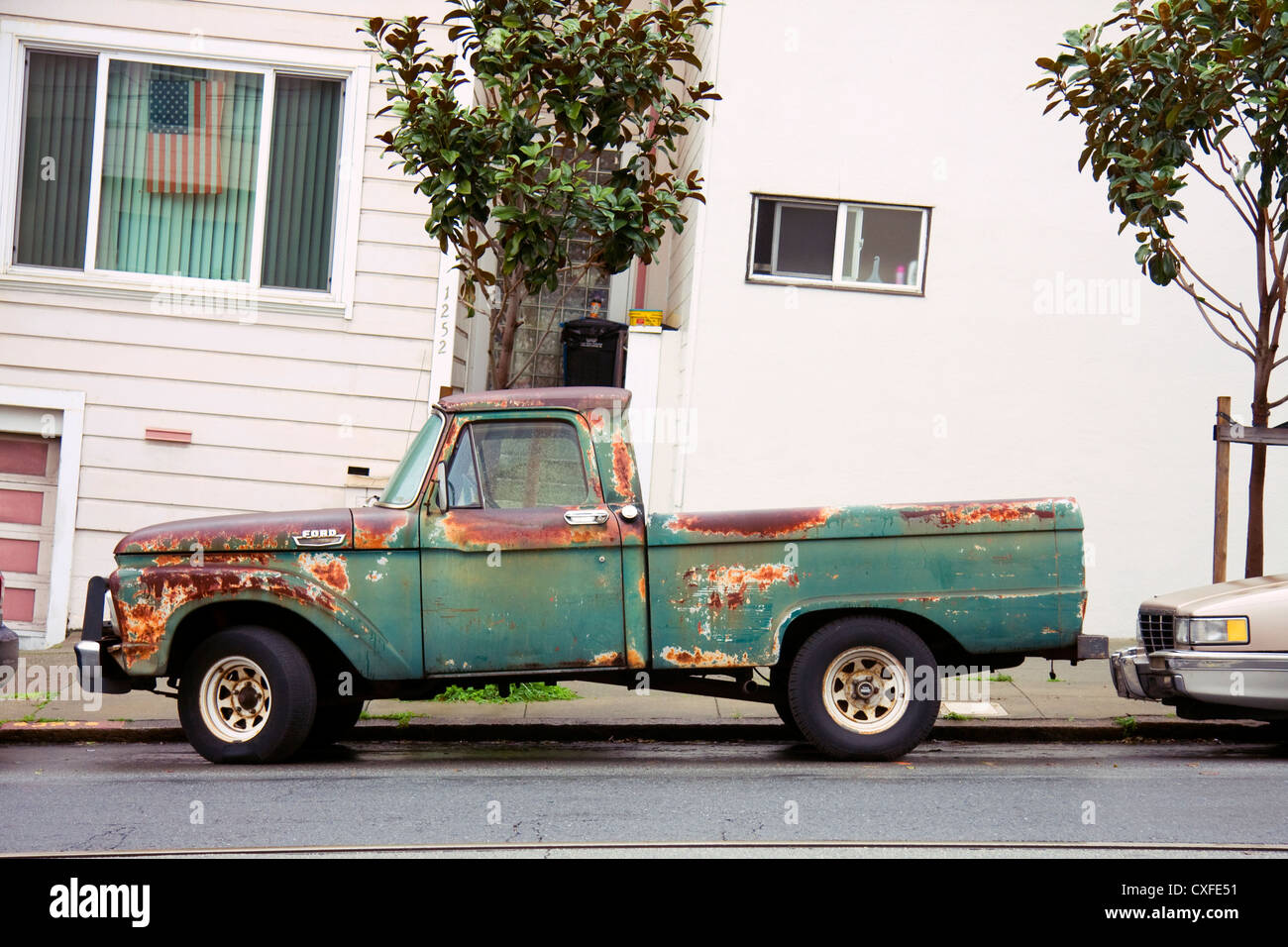 Rusty Pickup Truck Stock Photos & Rusty Pickup Truck Stock Images ...