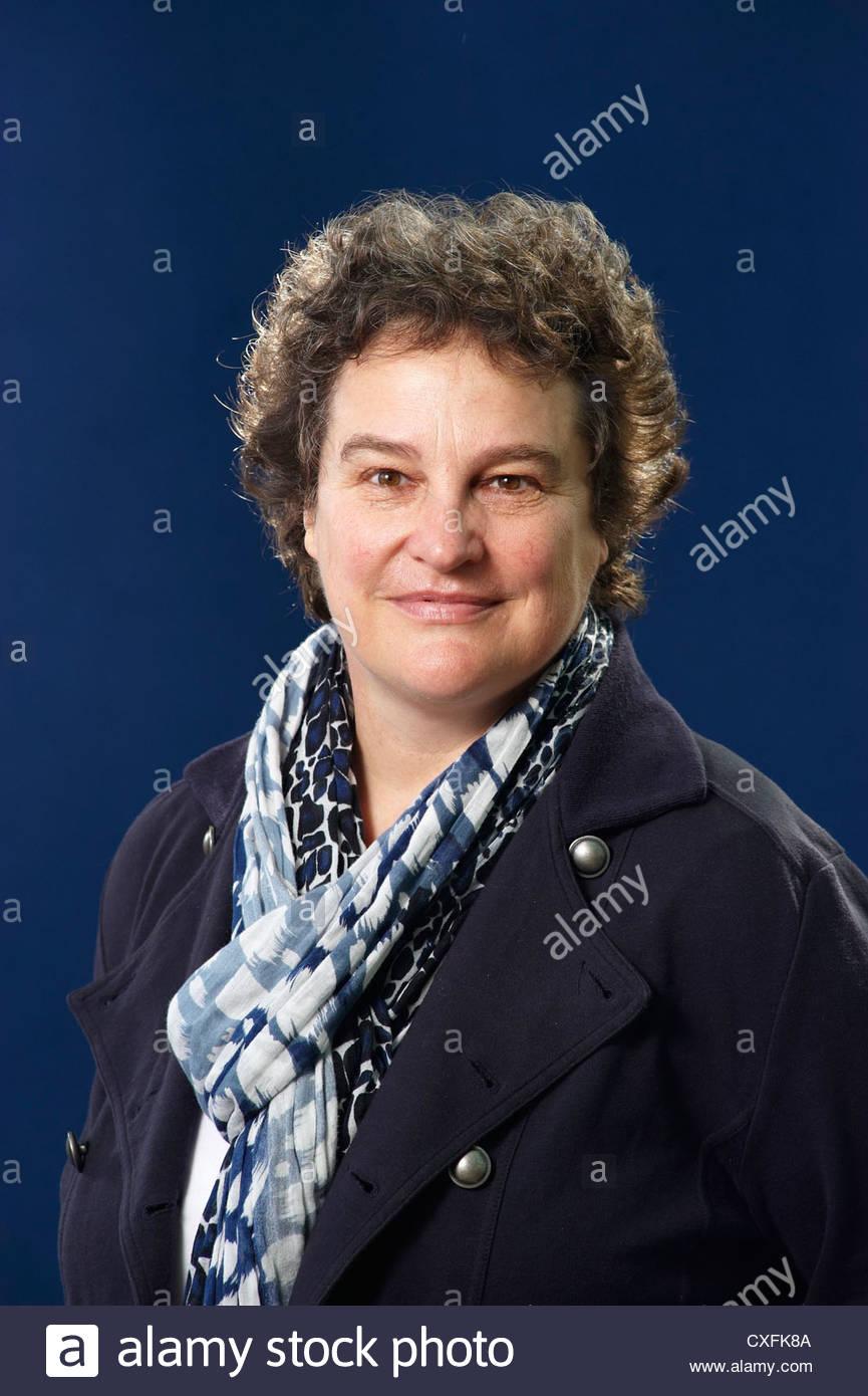 Marlene Van Niekerk ,Afrikaans writer from South Africa at The Edinburgh International Book Festival 2010 .CREDIT - Stock Image