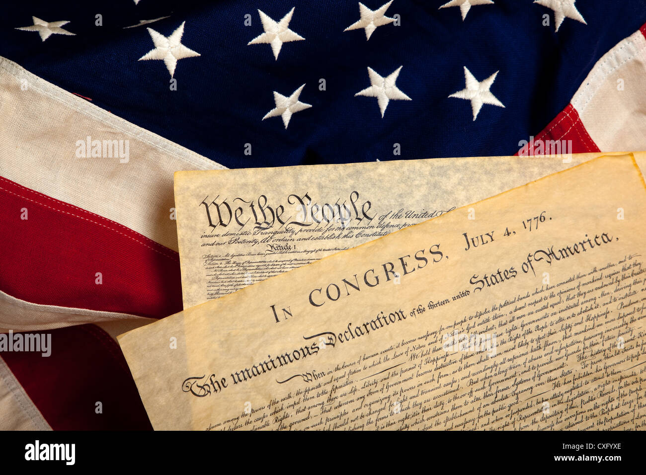 The constitution of the USA a