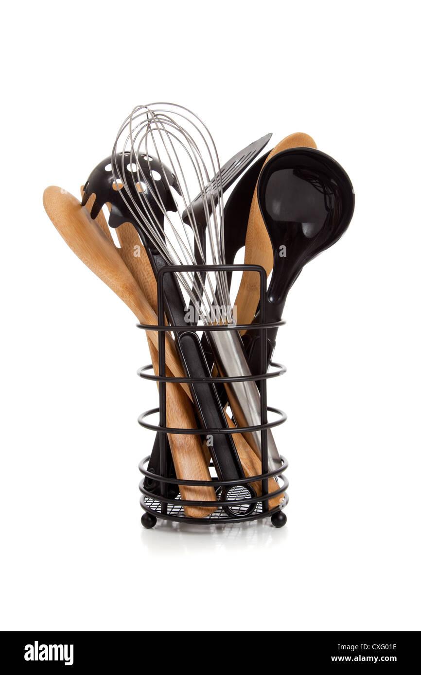 Kitchen utensils - Stock Image