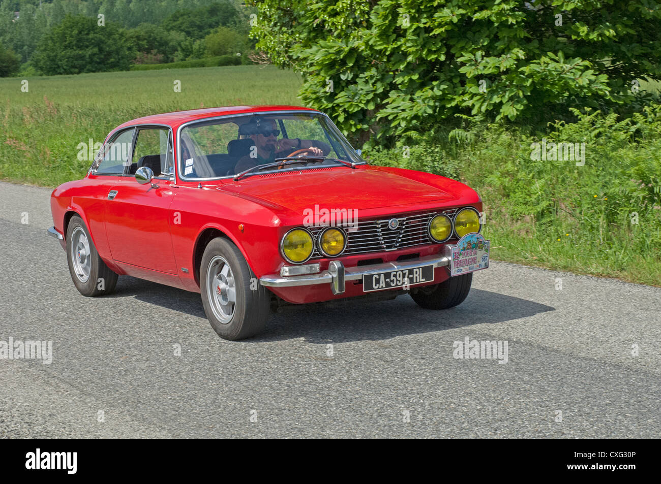 alfa romeo gtv stock photos alfa romeo gtv stock images alamy. Black Bedroom Furniture Sets. Home Design Ideas