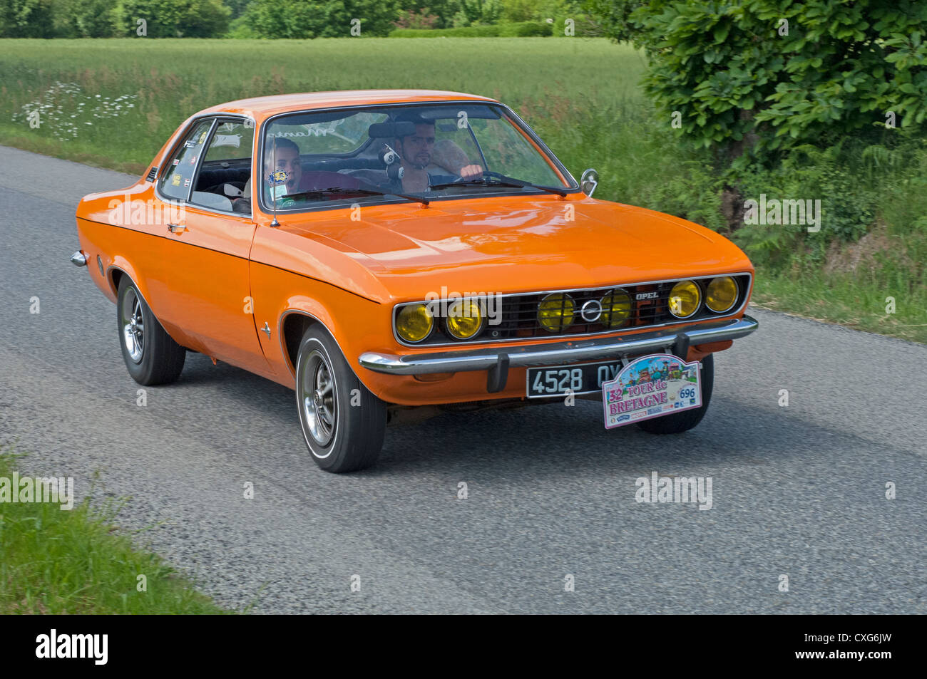 Opel Manta High Resolution Stock Photography And Images Alamy