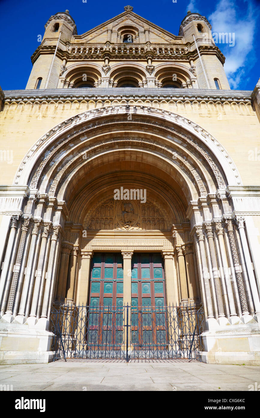 Belfast Cathedral - Stock Image