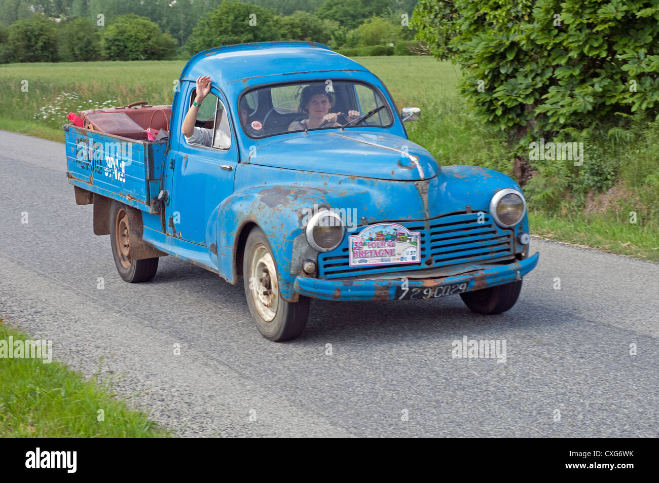 Peugeot 203 High Resolution Stock Photography And Images Alamy