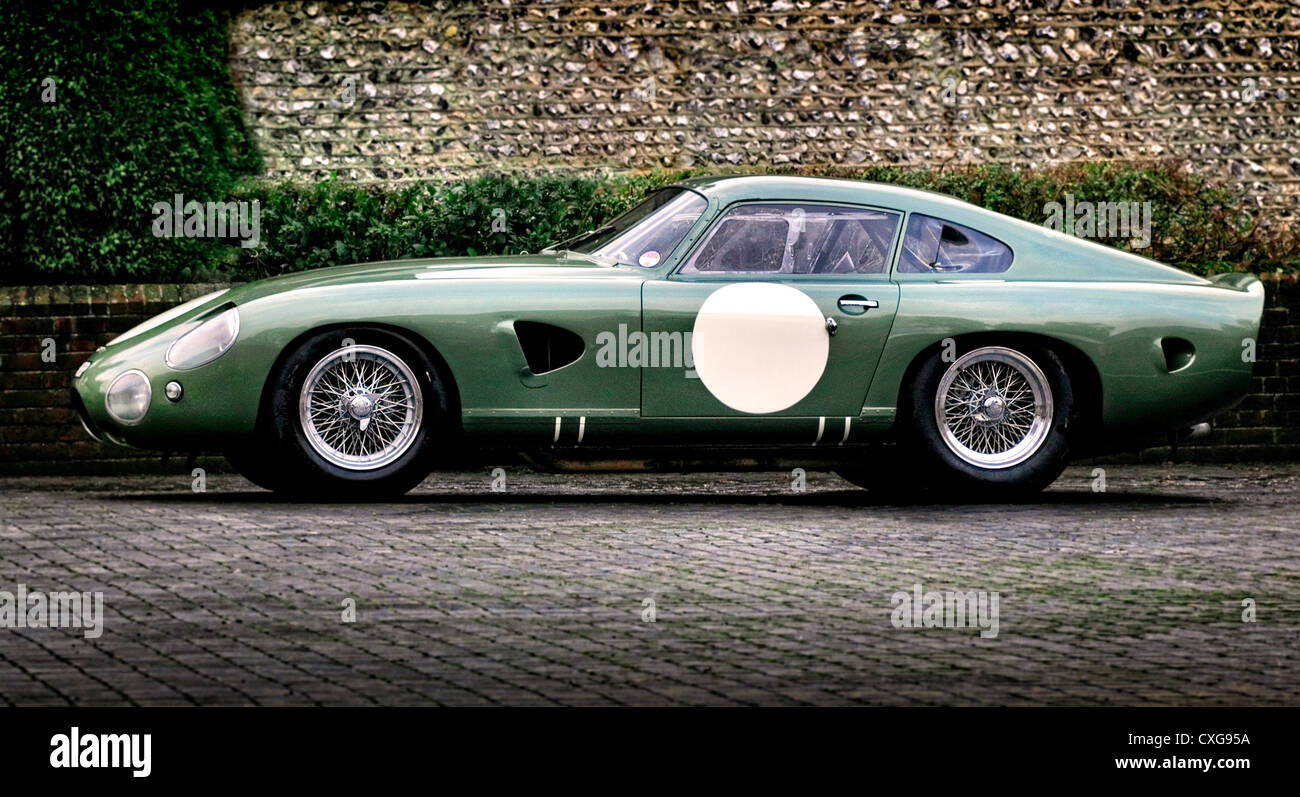 1963 Aston Martin Project DP 214 race car Stock Photo: 50760230 - Alamy