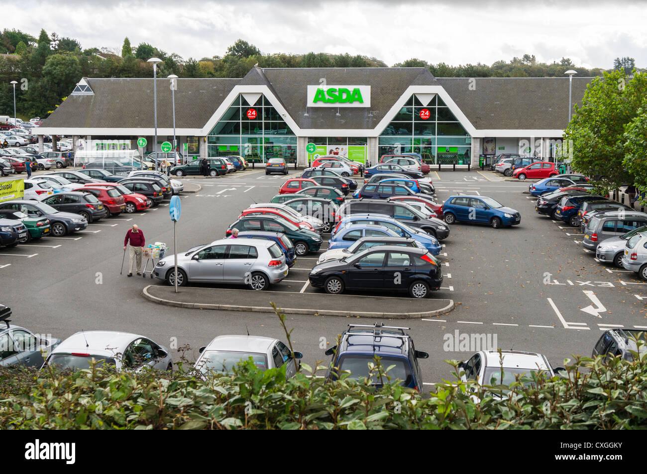 Garden Centre: Asda Store Stock Photos & Asda Store Stock Images