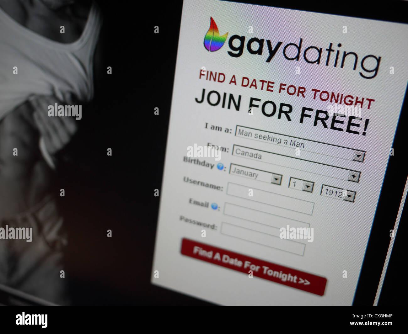 Gay online dating Kanada rekommenderade gratis dejtingsajter