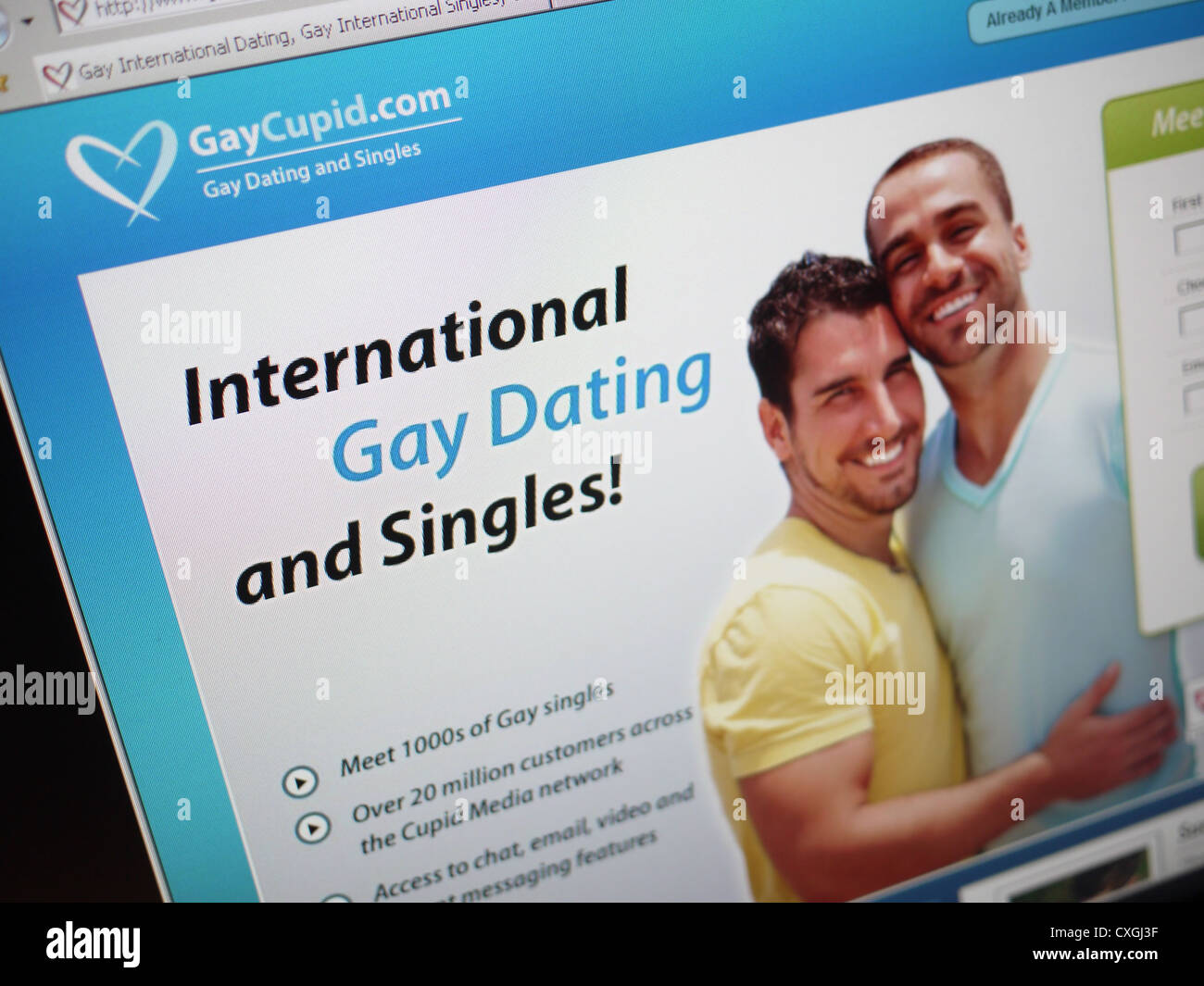 gay dating web site