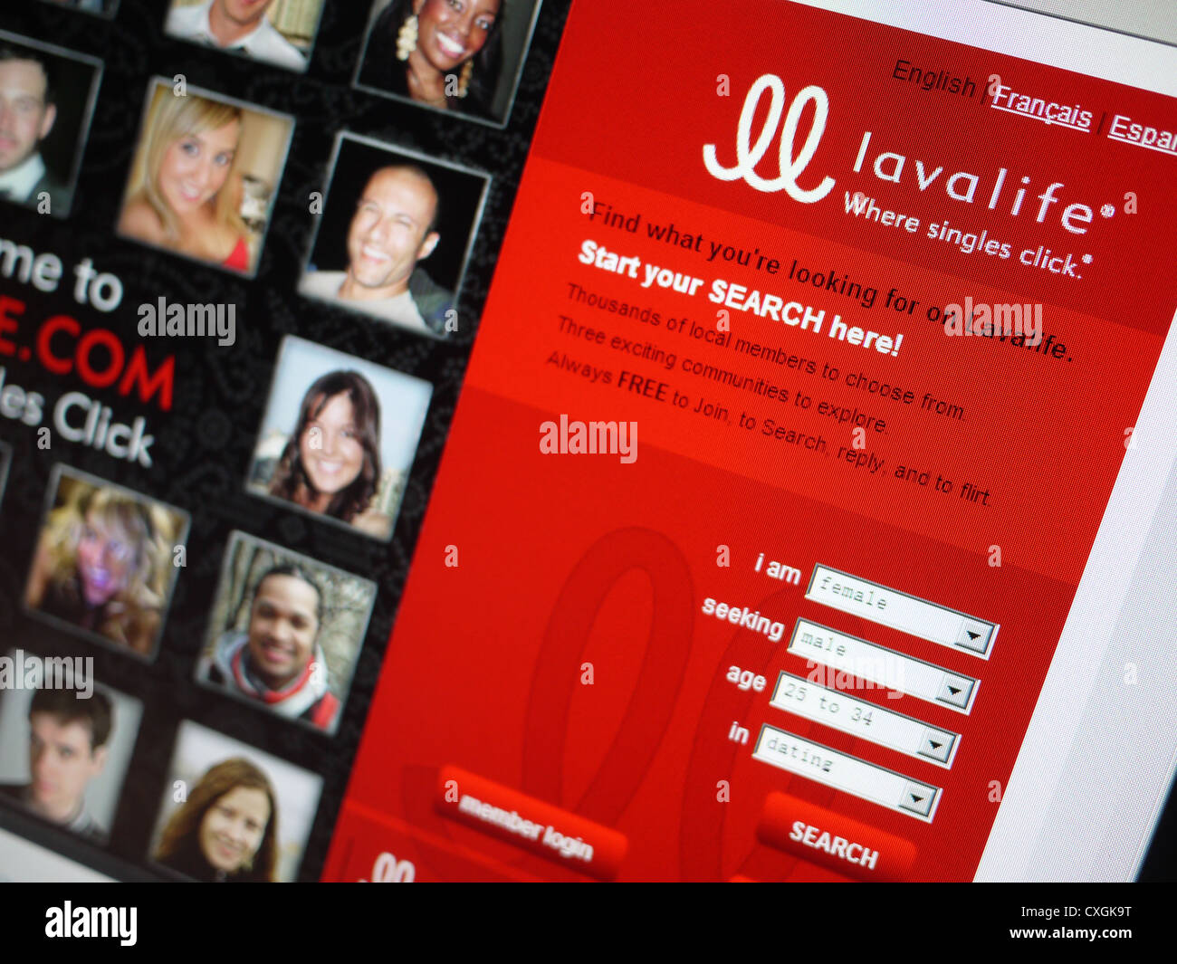 online dating Lavalife